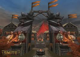 Smite Conquest Map Artikel Smite In Depth Test Zur Third Person Moba