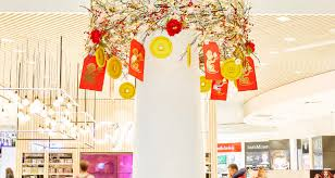 Lunar New Year 2016 Decorations by Sydney Prepares Chinese New Year Celebrations