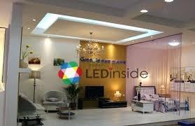 stylist led living room lights modern led ceiling lights for
