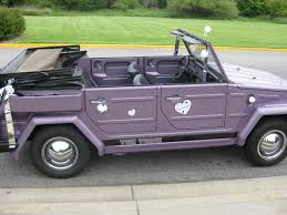 volkswagen thing purple thing wandering spirit
