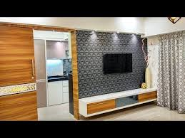 ideas for home interiors 1 bhk home interior design idea by makeover interiors