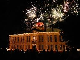 johnson city christmas lights lights spectacular johnson city texas