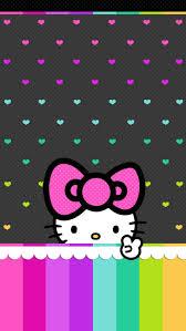 470 best hk rainbows images on pinterest hello kitty wallpaper
