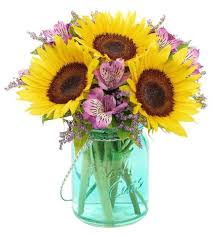 sunflower bouquet sunflower bouquets florists