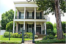garden district in new orleans love the wrought iron