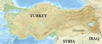 Turkey World Map Turkey U2013 Exclusive Report U2013 Nusaybin Erdogan U0027s Private Civil