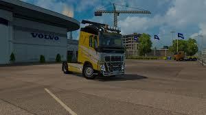 volvo hd trucks volvo fh540 2013 v4 2 1 22 x truck euro truck simulator 2 mods