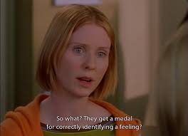 Sex And The City Meme - samantha jones sex and the city miranda hobbes thesmokingwolf