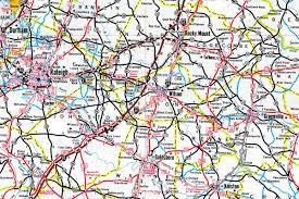 Interstate Highway Map Interstate Guide Interstate 587 North Carolina