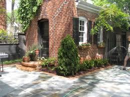courtyard garden ideas scenic courtyard garden design with the trends ravishing brown pot