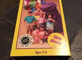 The Backyard Show Book Barney by Barney The Backyard Show 1991 Vhs 50 000 Backyard Ideas