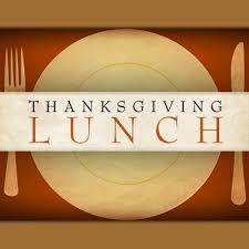 thanksgiving lunch city light baptist church