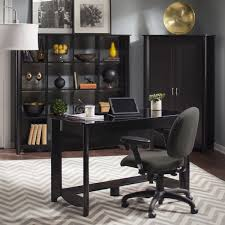 aero writing desk with 16 cube bookcase room divider free