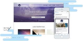custom email templates aweber email marketing