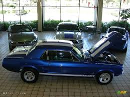 Black 67 Mustang Coupe 1967 Blue Ford Mustang Coupe 25196406 Photo 2 Gtcarlot Com