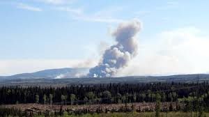 Bc Active Wildfires by Bc Wildfires Aptn Newsaptn News