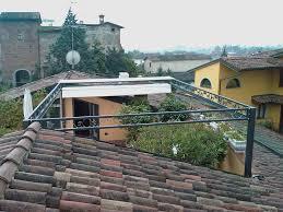 tettoie per terrazze coperture per terrazzi esterni fabulous coperture per