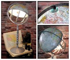 World Globe Light Fixture by World Globe Desk Lamp Http I12manage Com Pinterest Office