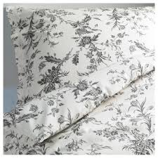 Black And White Toile Bedding Duvet Covers Ikea