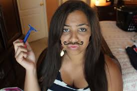 beautiful women hairstyle with sideburns shaving the mustache sideburns armpits 101 thatssociciyo youtube