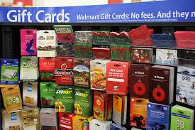 gift card display retail payday are merchants cashing in on gift card shoppers aol