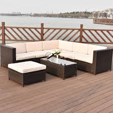 Inexpensive Wicker Patio Furniture by Patio Amazing Outdoor Wicker Furniture Sets Cheap Wicker Patio
