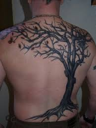 tribal tattoos designs family tree tattoos ideas