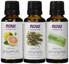 Essential Oil Amazon Amazon Com 3 Pack Variety Of Now Essential Oils Mosquito