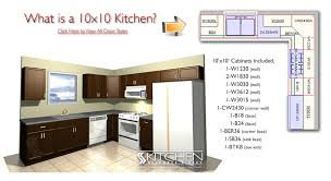 10x10 kitchen layout with island adorable 40 10 by 10 kitchen designs design decoration of best 25