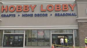 Hobby Lobby Home Decor Fabric Redding U0027s Hobby Lobby Prepares For Grand Opening Krcr