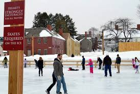 guide to new outdoor skating rinks new today