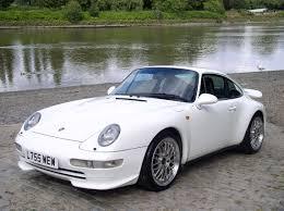 white porsche 911 classic chrome porsche 911 993 carrera 2 tiptronic s 1994 l