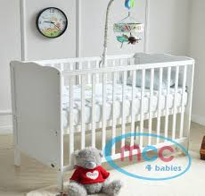 Luxury Baby Cribs Uk by Mcc Wooden Baby Cot Bed