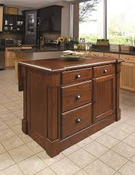 are cherry kitchen cabinets out of style aspen rustic cherry kitchen island by home styles