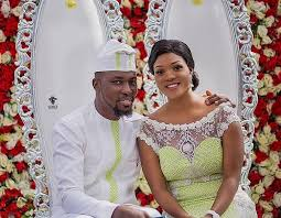 traditional wedding a plus and akosua vee see beautiful photos from the