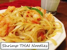 light and easy dinner mom mart keeping dinner light with thai shrimp noodles recipe