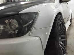 used lexus is300 for sale front wings u201cstage 2 u201d 40mm for lexus is300