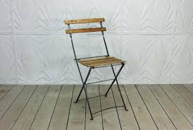 Vintage Bistro Chairs Wonderfull Bistro Folding Chair Vintage Bistro Chair