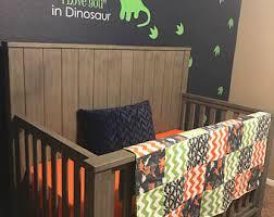 Orange Crib Bedding Sets Orange Crib Bedding Etsy