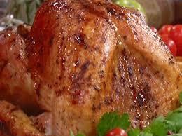 roasted turkey with maple cranberry glaze recipe paula deen