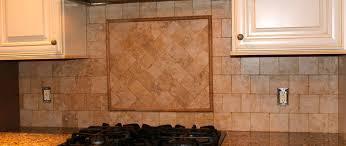 Tumbled Marble Backsplash Pictures by Kitchen Backsplash New Jersey Custom Tile