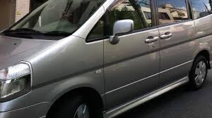 nissan serena c23 2004 nissan serena for sale tokyo japan cash or lease ok youtube