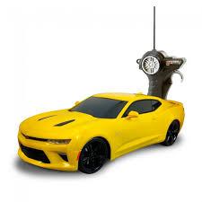 camaro remote car 14 scale 2016 camaro ss remote yellow