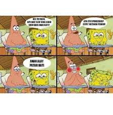 Meme Spongebob Indonesia - 25 best memes about indonesian language and spongebob