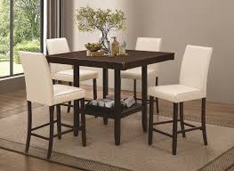 furniture counter height table sets counter high dining sets