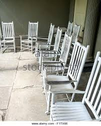 white rocking chairs for porch white rocking chairs a collection