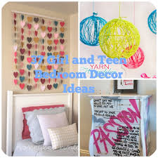Bedroom Decorating Ideas by 37 Diy Ideas For Teenage U0027s Room Decor