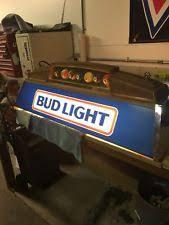vintage budweiser pool table light budweiser pool table light ebay