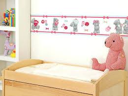 m dchen babyzimmer bordure kinderzimmer madchen borda 1 4 re tatty teddy me to you