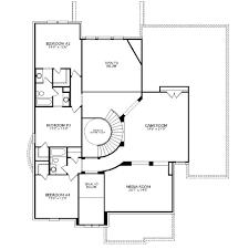 Media Room Floor Plans Oakley Ii At Windsong Ranch Prosper Tx